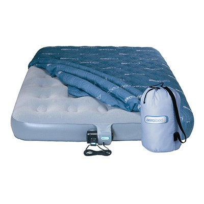 Aerobed Raised Air Bed Kingsize