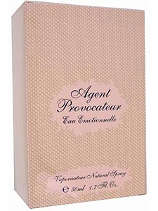 Eau Emotionnelle is a lighter, flirtier version of the Agent Provocateur signature fragrance. With t - CLICK FOR MORE INFORMATION