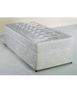 Air Coniston Single Divan With Comfort Mattress Non Storage Divan Bed Review Compare Prices