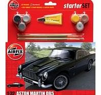 A50089 Aston Martin DB5 1:32 Scale Model Medium Starter Set