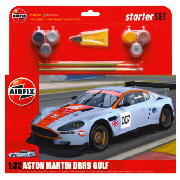 Aston Martin Dbr9 Cat 3 Gift Set