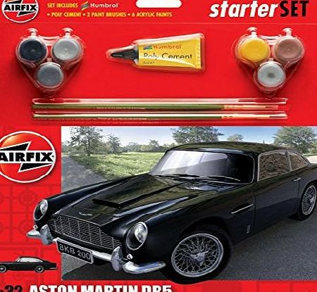Starter Set Aston Martin Db5