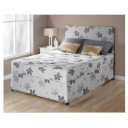 Pearl Contour Divan Bed Set With Memory Foam Spring Mattress Bed Mattress Sale