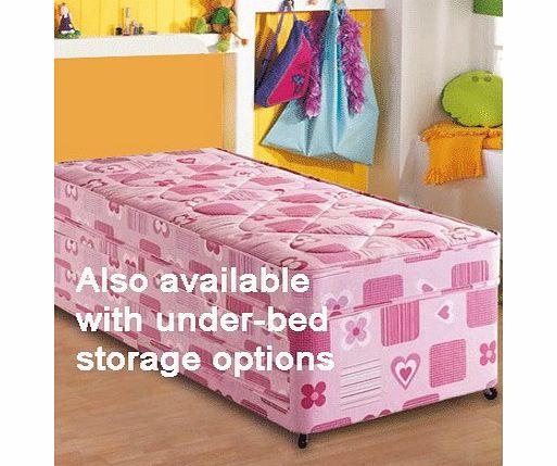 Airsprung beds childrens beds for Junior divan bed