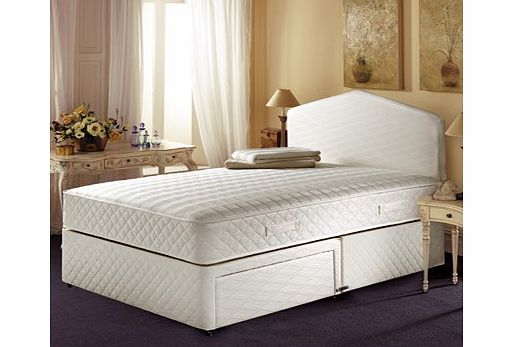 Single divan bed with drawers for Best single divan beds
