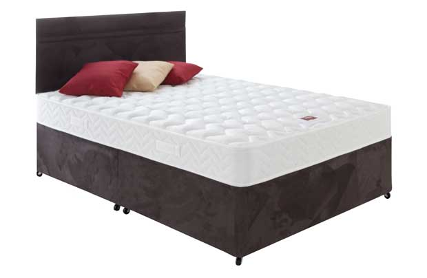 Airsprung Crantock Deep Ortho Kingsize Divan Bed Review Compare Prices Buy Online