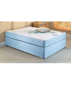 Airsprung divan beds for Double divan bed no headboard