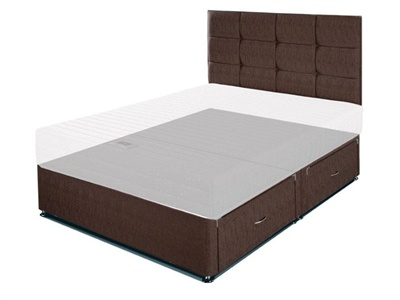Air bedsteads for Sprung divan base only