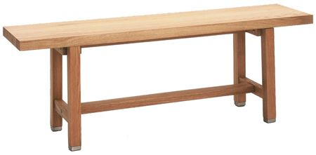 Alba Bench for 1.6m Table