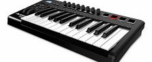 QX25 25-Key Advanced USB/MIDI Keyboard