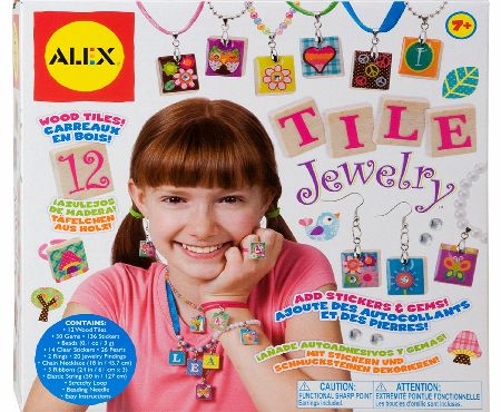 Tile Charm Jewellery Kit