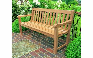 Alexander Rose St George Mahogany 5ft Bench