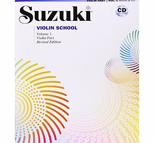 Suzuki Violin School Violin Part and CD Vol 1