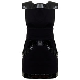 Black Shift Dress on How About You Black Shift Dress The Classic Shift Gets The New Season