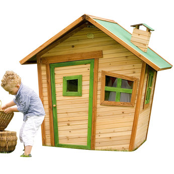 Alice Wooden Playhouse Review Compare Prices Buy Online