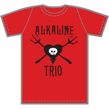 O, T Shirts · New Logo T-Shirt. Alkaline Trio