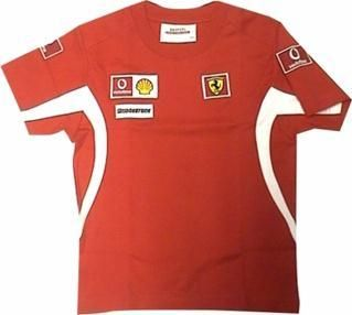 Футболка детская Ferrari Replica Kids.