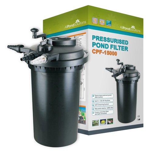 81 filter for Pressurised pond filter