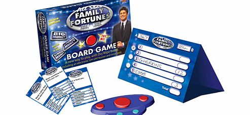 All Star Family Fortunes Board Game product image