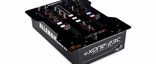 Allen & Heath Allen and Heath Xone: 23C DJ Mixer with Soundcard product image