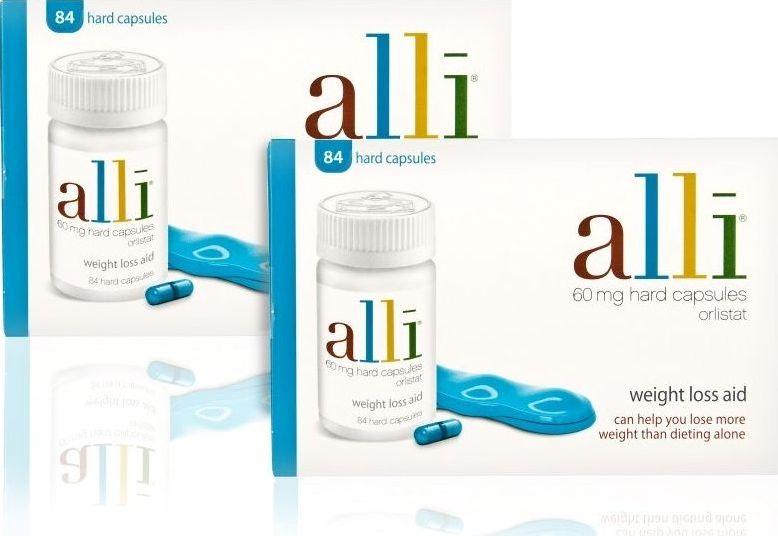Alli, 2102[^]0054378 Capsules - Twin Pack