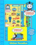 Alligator Books Thomas the Tank Engine Paradise Sticker Set product image