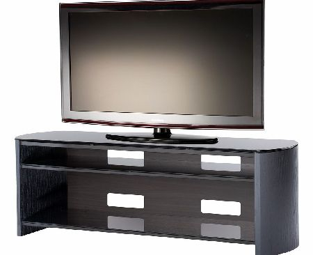 tv stands alphason fw1350 w b finewoods walnut tv s. Black Bedroom Furniture Sets. Home Design Ideas