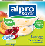 Mango food delivery for Alpro soya cuisine