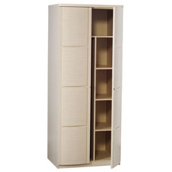 alstons - Eclipse 2 Door Wardrobe with Fitted product image