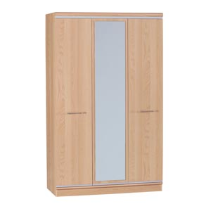 Alstons Manhattan Wardrobe With Full Width Rail Review