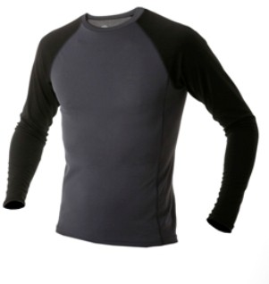Cyclone Base Layer Grey/Black - CLICK FOR MORE INFORMATION