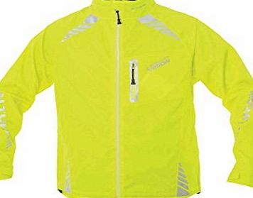 Altura Mens Nightvision 360 Waterproof Jacket, Yellow, X-Large
