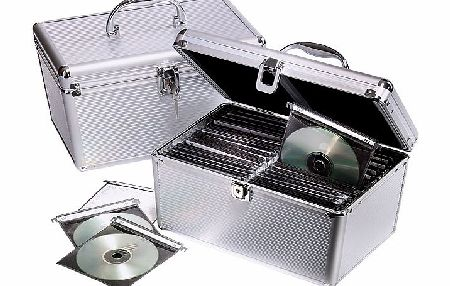 aluminium 200 CD Cases - Buy 2 Save 10 product image