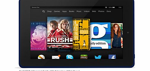 Amazon Fire HD 7 Tablet, Quad-core, Fire OS,