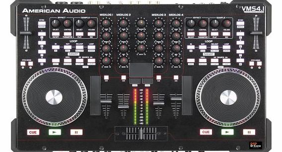 American Audio 1154000032 Digital DJ Controller product image