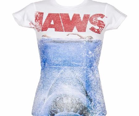 American Classics Ladies Jaws Teeth T-Shirt from American Classics product image