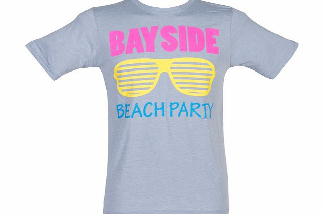 American Classics Mens Bayside Beach Retro Saved By The Bell product image