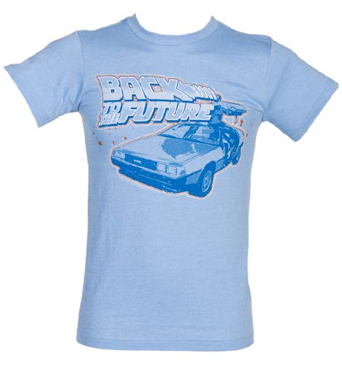 American Classics Mens Blue Back To The Future Delorean product image