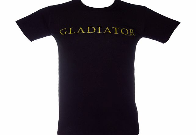 American Classics Mens Gladiator Logo T-Shirt from American product image