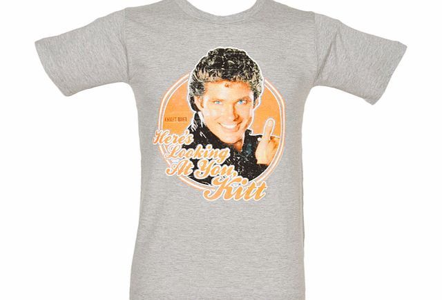 American Classics Mens Knight Rider Hoff T-Shirt from product image