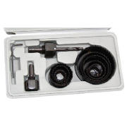 AMTECH 11Pc Hole Saw Kit In Blow Case M1550 product image