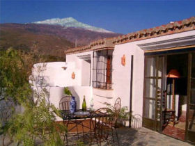 Andalucia villa accommodation