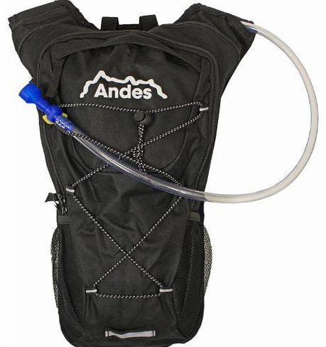 HIGHLANDER FALCON 18 HYDRATION PACK BACKPACK BAG WITH WATER BLADDER FOR WALKING