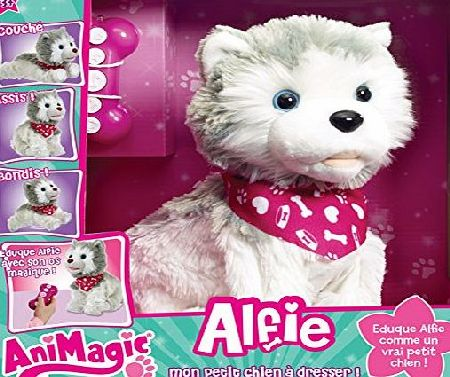 Animagic Alfie My Training Puppy Action Figure