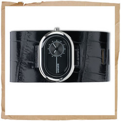 Animal Elise Watch Black product image