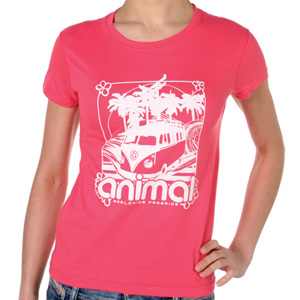 Animal Ladies A Ha Tee shirt