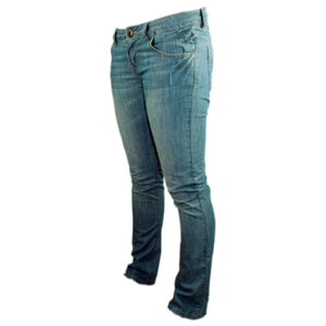 Ladies Animal Kula Shaker Denim Jean Short Leg.