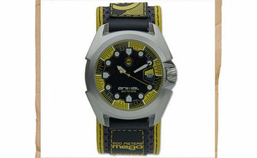 Animal Mega Sport Yellow / Black product image