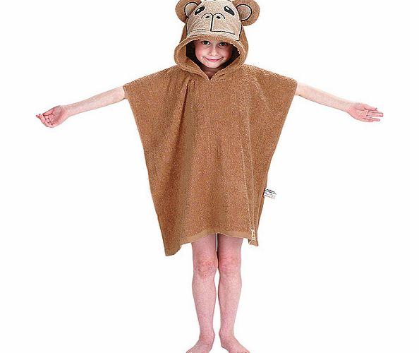 Hooded Bath Robe
