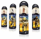 Anime Toys Halo Action Clix Game Pack of 5 Series 1 Figure (RANDOM) product image